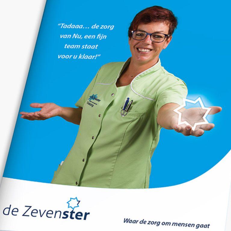 Art director voor Zevenster Capelle aan den IJssel