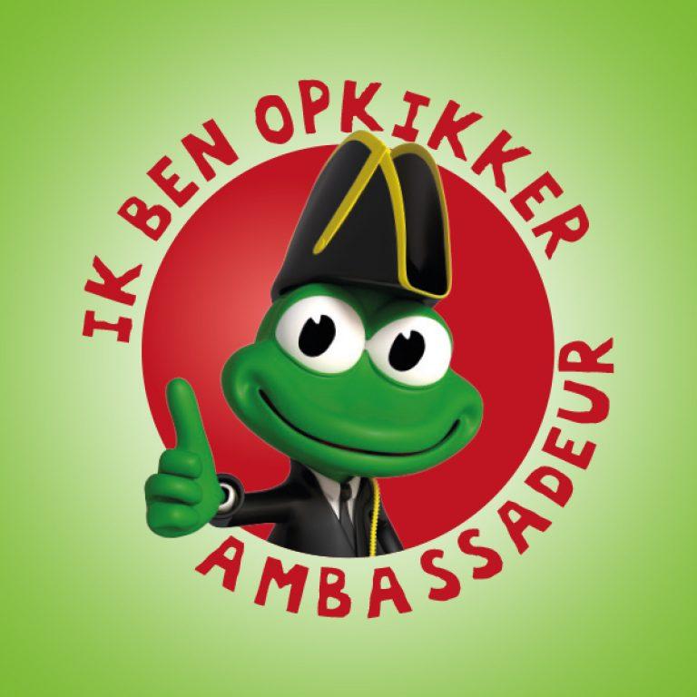 Art director voor Stichting Opkikker Rotterdam